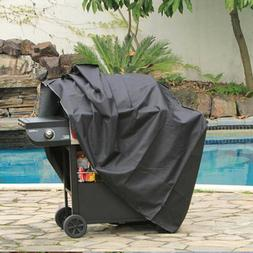 152cm Large 4 5 6 Burner Hooded BBQ Barbecue UV Protector BB