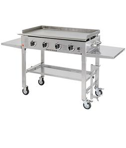 "Blackstone 1560 36"" SS Griddle Cooking Station"