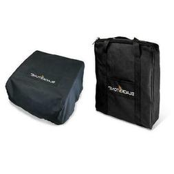 """Blackstone 17"""" Tabletop Grill Griddle Cover & Carry Bag Set"""