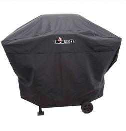Black Grill Cover Fits 3-4 Burner Grills Charcoal Grills & S