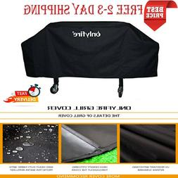 28 Inch Griddle Cover for Blackstone BBQ Gas Grill Waterproo