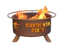 Patina 31 in. College Fire Pit