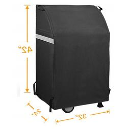 32inch Grill Cover for 2 Burners Weber, Charbroil, Nexgrill,