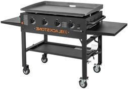 Blackstone 36 inch Outdoor Flat Top Gas Grill Griddle Hibach