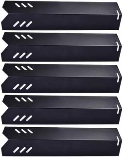 5 X Grill Heat Shield Plate Burner Cover Replacement Parts F