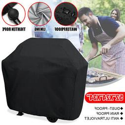 52 Inch BBQ Grill Cover Gas Barbecue Heavy Duty Protection W