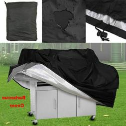 "57"" 67"" 75""BBQ Gas Grill Cover Barbecue Protection Waterproo"