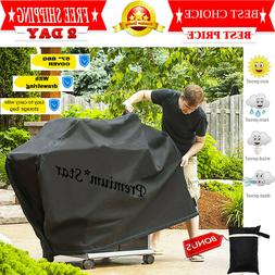 "57"" Grill BBQ Cover Waterproof Anti Fade Rip-off Protection"