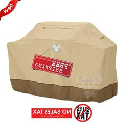 """BBQ Grill Cover 58"""" 64"""" 70"""" 72"""" Gas Barbecue Heavy Duty Wate"""