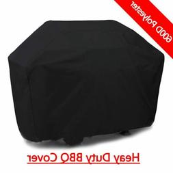 "58"" 64"" 70"" 72"" Heavy Duty BBQ Grill Cover Gas Barbecue Wate"