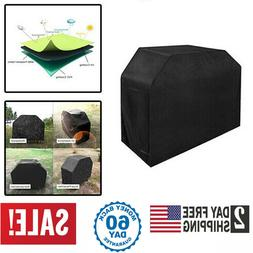 "58"" BBQ Grill Cover For Weber Spirit E210 E220 E310 E320 Gen"