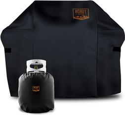 """62"""" BBQ Grill Cover Heavy Duty Large For Weber & Char Broil"""