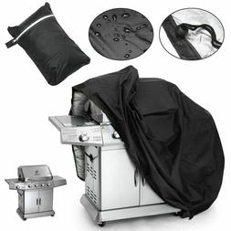 7 Size BBQ Gas Grill Cover Barbecue Waterproof Outdoor Heavy
