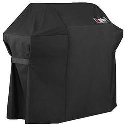 Weber 7107 Grill Cover 44in X 60in with Storage Bag for Gene