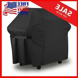 Weber 7107 Grill Cover With Black Storage Bag BBQ Outdoor Ba