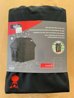 Weber 7107 Grill Cover with Storage Bag For Genesis 300 Seri
