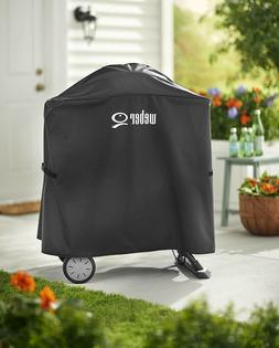 Weber 7113 Q 100/1000 and 200/2000 Series Grill Cover