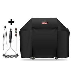 KingKong 7130 Grill Cover for Weber Genesis II 300 series an