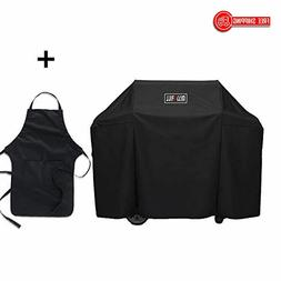 7130 Grill Cover for Weber Genesis II 3 Burner Grill and Gen