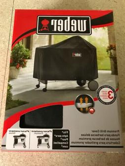Weber 7152 Grill Cover for Performer Premium and Deluxe, 22
