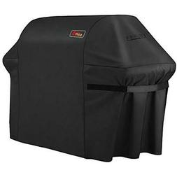 "72-inch 72"" X 26"" X 51"" BBQ Gas Grill Cover For Weber , Brin"