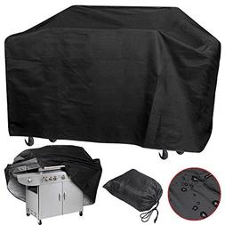 XXL Large 75'' Wide Waterproof BBQ Cover Gas Barbecue Grill