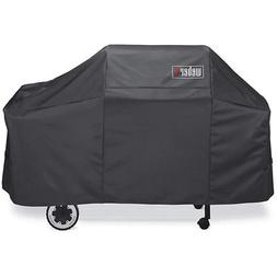 New 7552 Premium Black Grill Cover Protector Fits For Weber