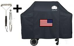 Texas Grill Covers 7573   7106 Premium Cover for Weber Spiri
