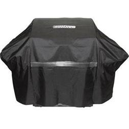 Brinkmann 812-9093-S 70 in. Premium Grill Cover- Black