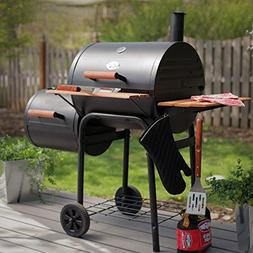 Char-Griller Smokin Wrangler Grill