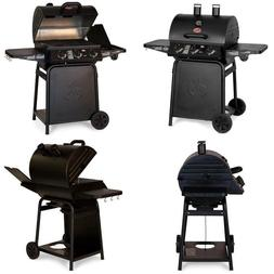 Char-griller - Grillin' Pro Gas Grill - Black
