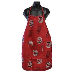 College Covers SCUAPR South Carolina Gamecocks Apron with Po