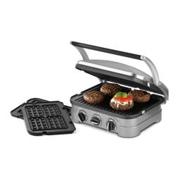 Cuisinart Grill, Panini Press, Flat Grill, & Griddle