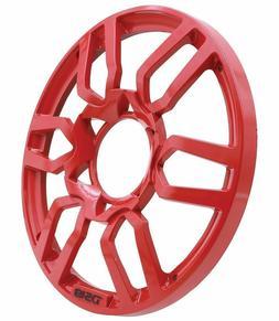 "DS18 PRO-GRILL10 RED Universal 10"" Plastic Speaker Grill Cov"