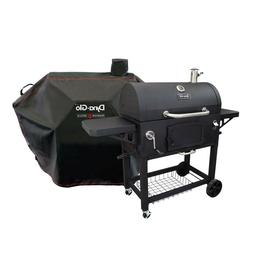 Dyna Glo Charcoal Grill Heavy Duty Cast Iron Black Outdoor C