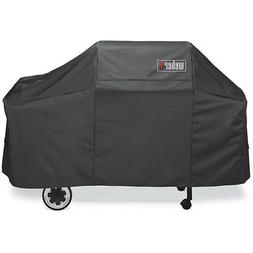 For Weber 7552 Premium Black Cover Fits