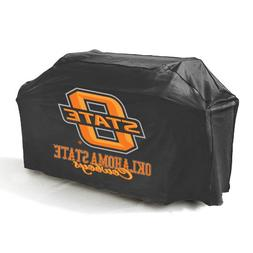 Mr. Bar-B-Q, Inc. 07725OKSGD Oklahoma State Grill Cover, Bla