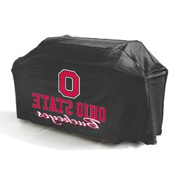 Mr. Bar-B-Q, Inc. 07741OHSTGD Ohio State Grill Cover, Black