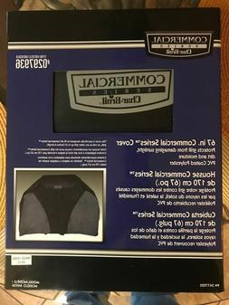 """New Free Shipping  Char-Broil COMMERCIAL SERIES COVER 67"""" GR"""