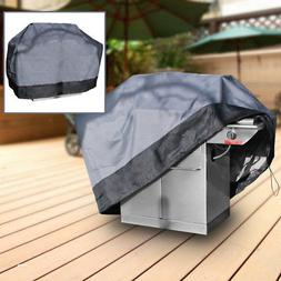 Premium Waterproof Barbeque BBQ Propane Gas Grill Cover Medi