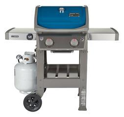 Spirit II E-210 2-Burner LP Gas Grill, 26,500-BTU, Sapphire