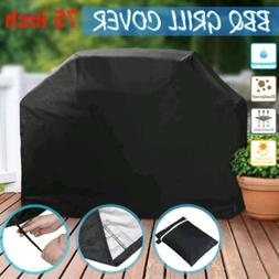 Universal BBQ Gas Grill Cover Protector Outdoor Patio Waterp