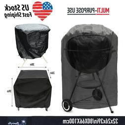 Barbecue BBQ Grill Cover Outdoor Waterproof Prevention Ship