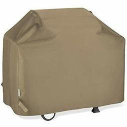 Barbecue Gas Grill Cover 55 Inch, Waterproof BBQ With Seam T