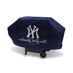 Rico Industries Inc Baseball Pride Deluxe Grill Cover MLB Te