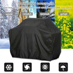 BBQ Gas Grill Cover 57 Inch Barbecue Waterproof Outdoor Heav