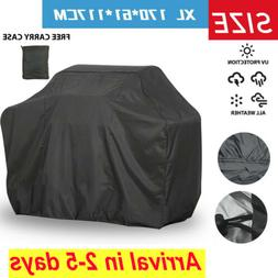 """BBQ Gas Grill Cover 65"""" Barbecue Waterproof Outdoor Heavy Du"""
