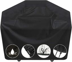 BBQ Gas Grill Cover 67 Inch Barbecue Waterproof Outdoor Heav