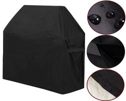 """GoProver BBQ Gas Grill Cover, fits up to 58"""" L x 24"""" D x 48"""""""