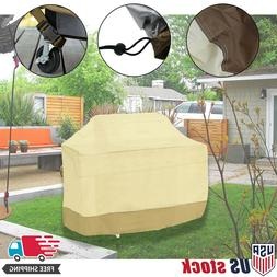BBQ Gas Grill Cover Barbecue Patio Garden Waterproof Outdoor
